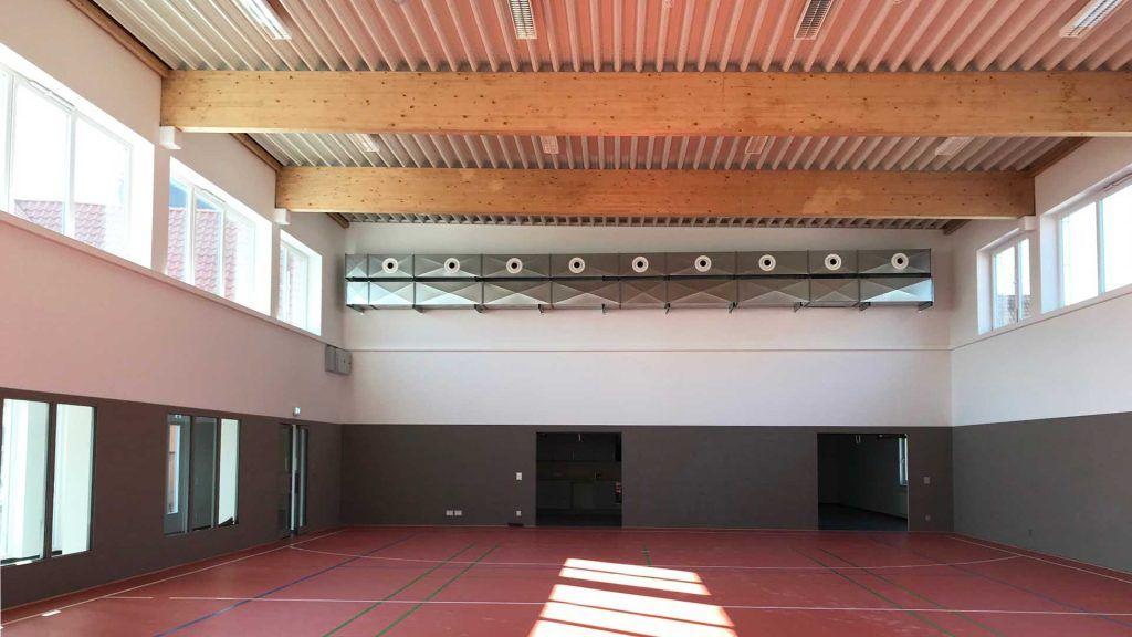 Multifunktionsgebäude Wülfingen
