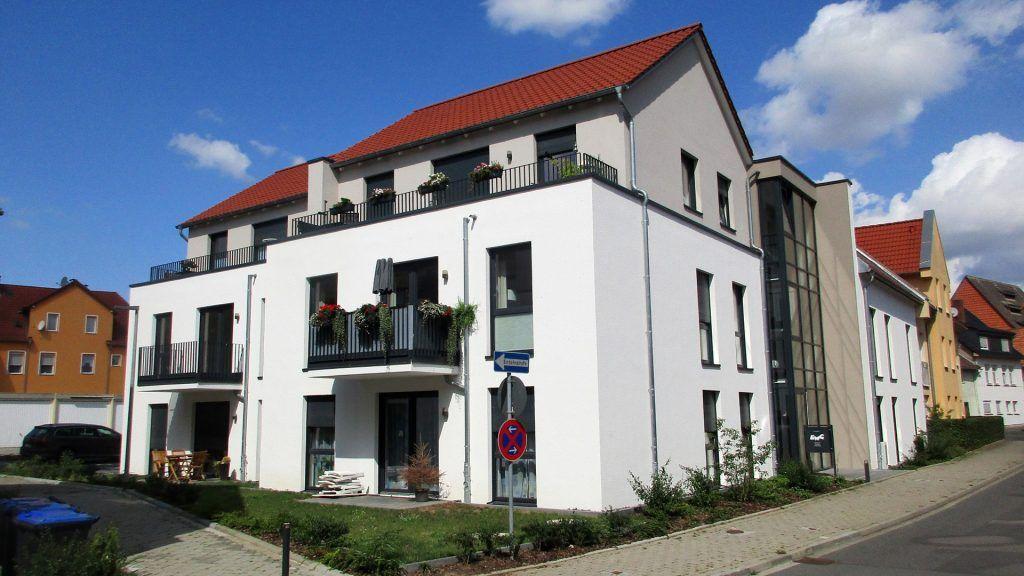 Neubau einer Wohnanlage - Petersilienwasser in Einbeck