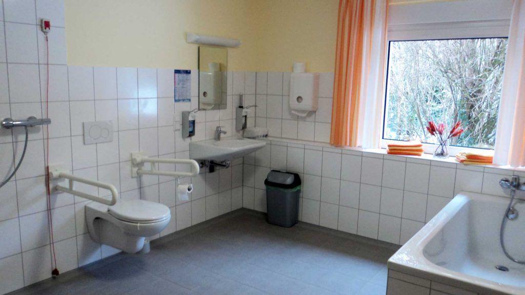 Tagespflege in Helmstedt - Umbau eines ehemaligen Wohnhauses