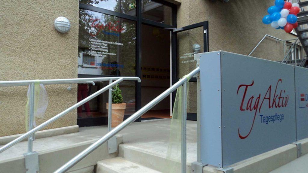 Tagespflege in Alfeld - Umbau eines ehemaligen Schulgebäudes