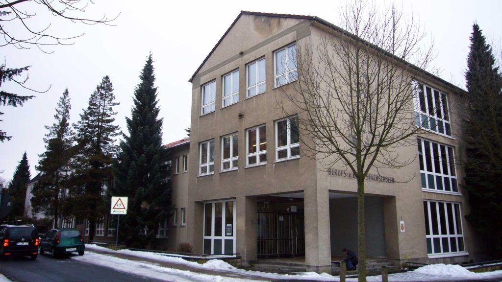 Umbau einer ehemaligen Hauptschule zum Servicewohnen