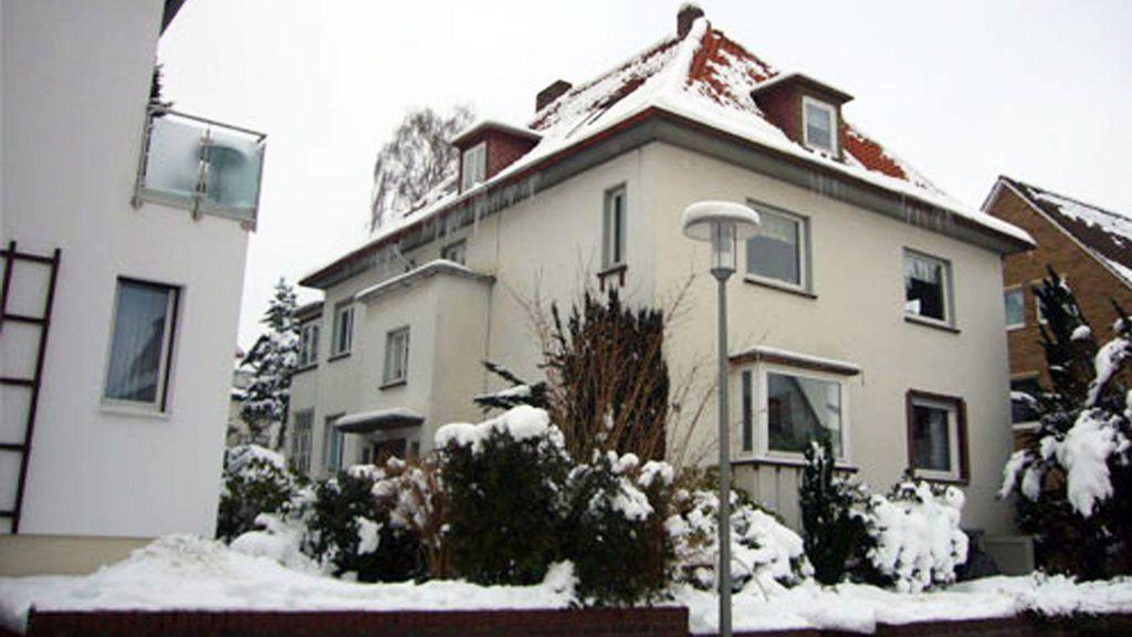 Wohnhaus N - Umbau und energetische Modernisierung