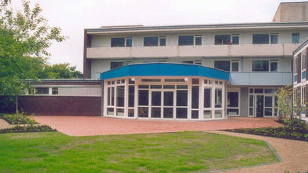 Seniorenzentrum Kirchrode - Neubau Haupteingang und Speisesaal